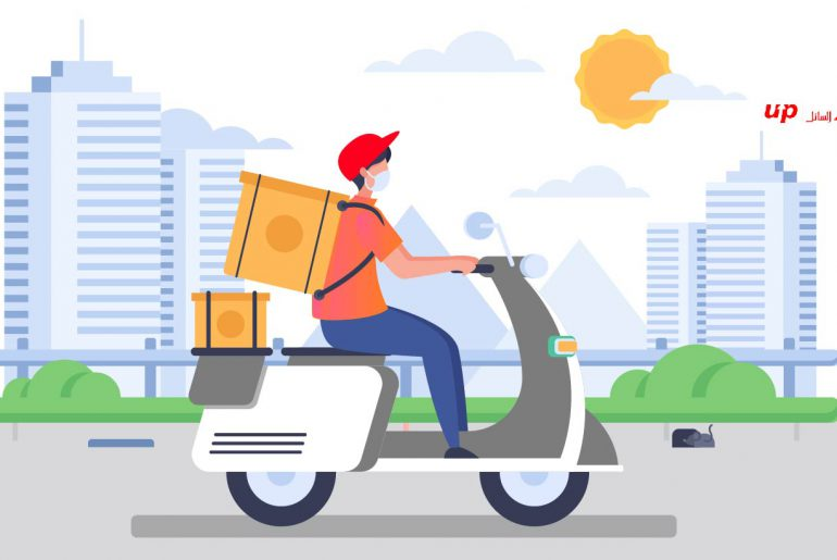 coronavirus pandemic boosted the ecommerce delivery business