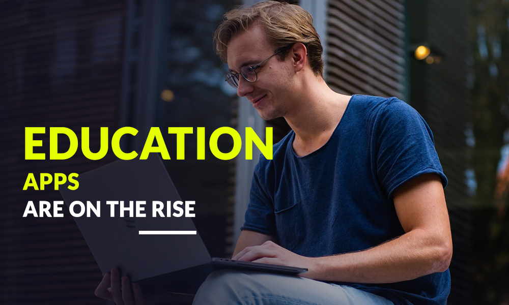 Education apps are on the rise