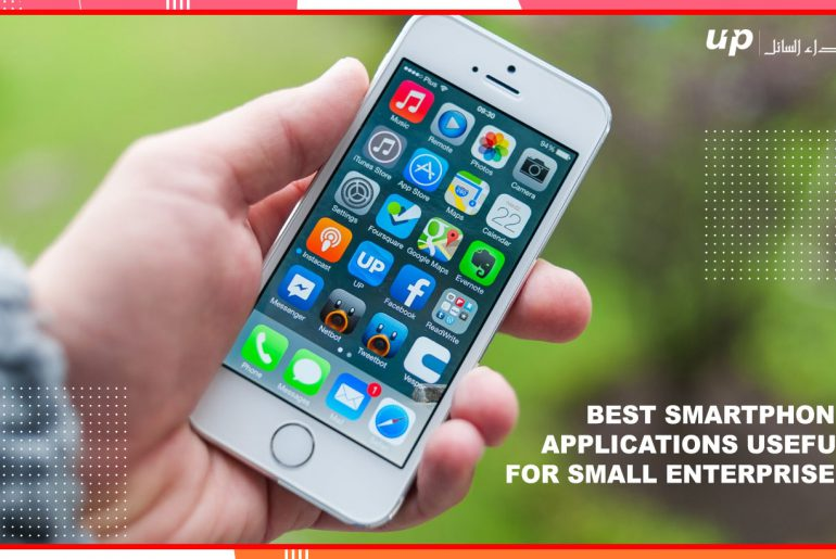 Best smartphone applications useful for small enterprises