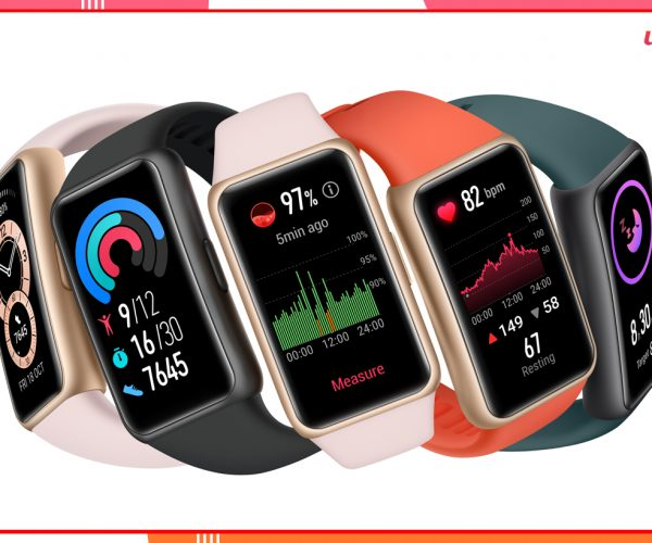 In the UAE Huawei Releases the Latest HUAWEI Band 6