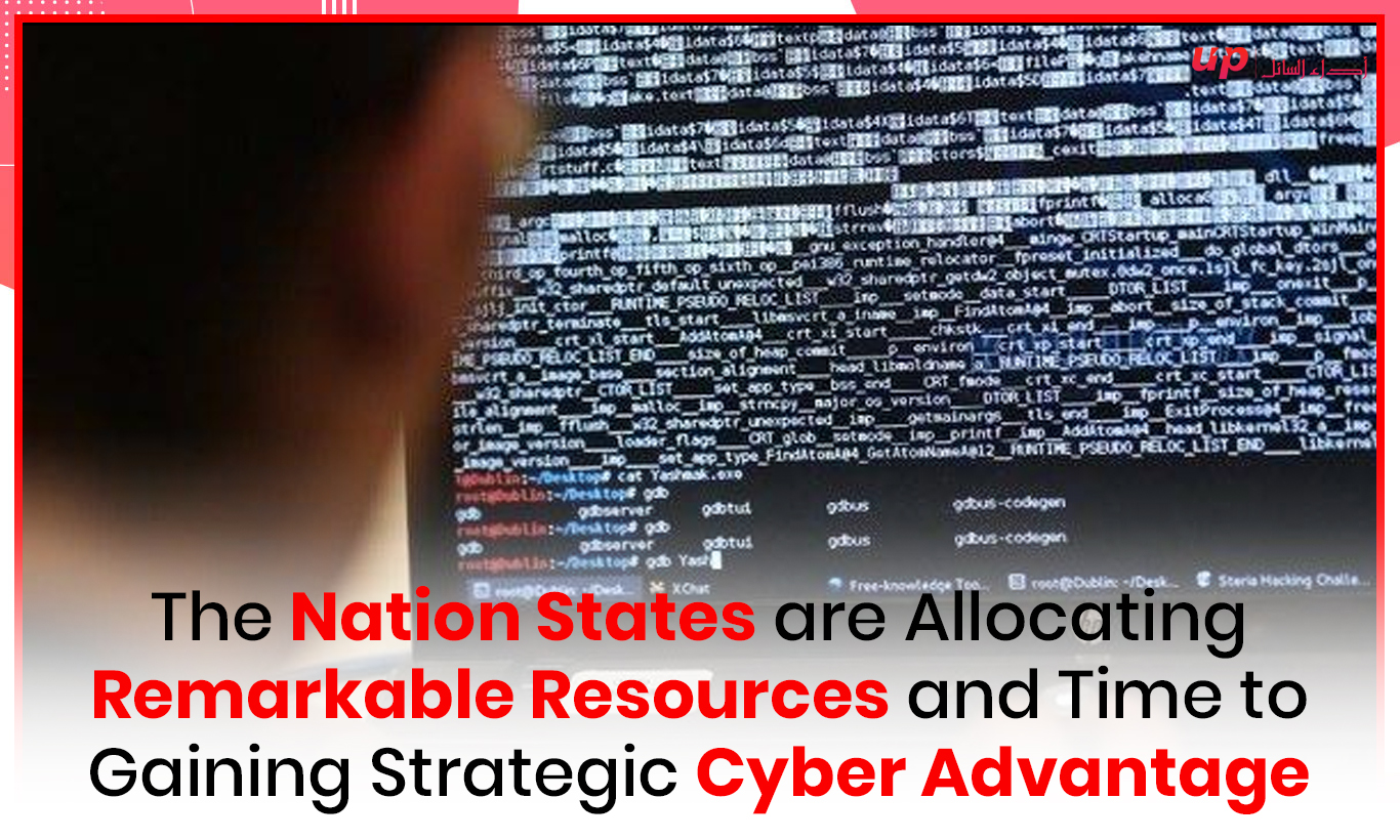 The Nation States are Allocating Remarkable Resources and Time to Gaining Strategic Cyber Advantage