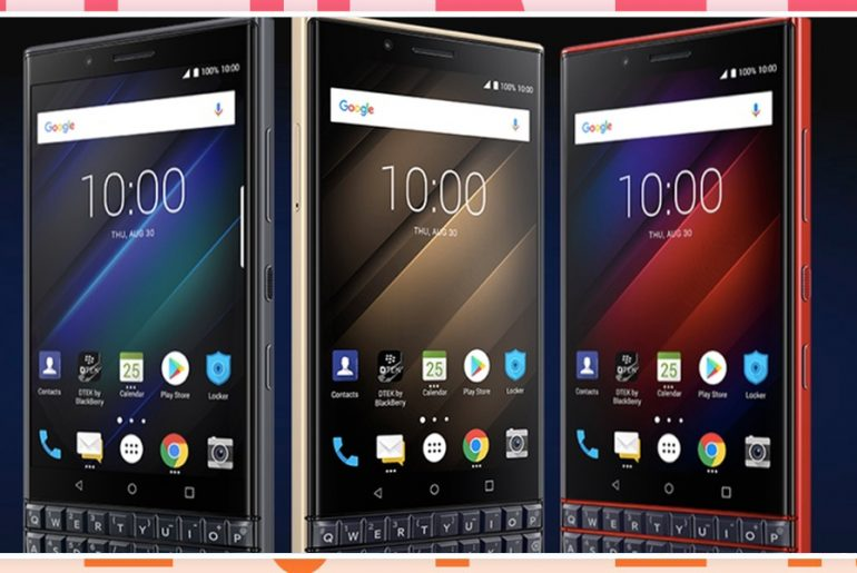 BlackBerry 5G Phone 'Pre-Commitment Program' Promises Early Updates, Chance to Give Inputs, Pre-Order Option