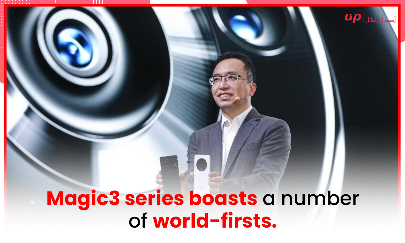 Magic3 series boasts a number of world-firsts.