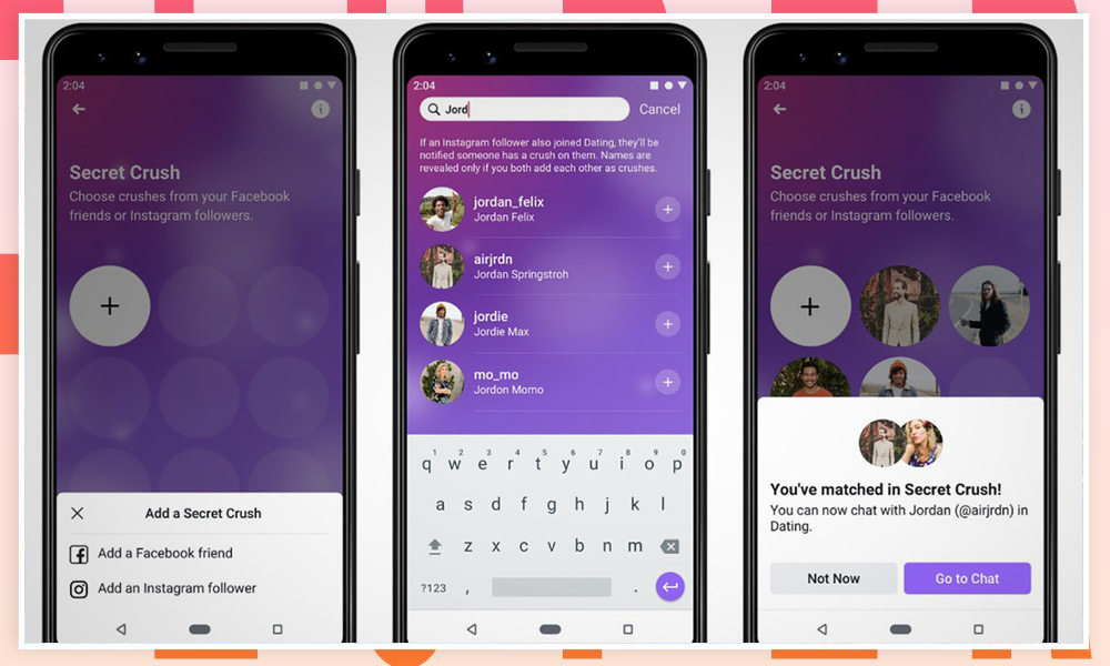 The Company is constantly improving its dating app to outpace competitors