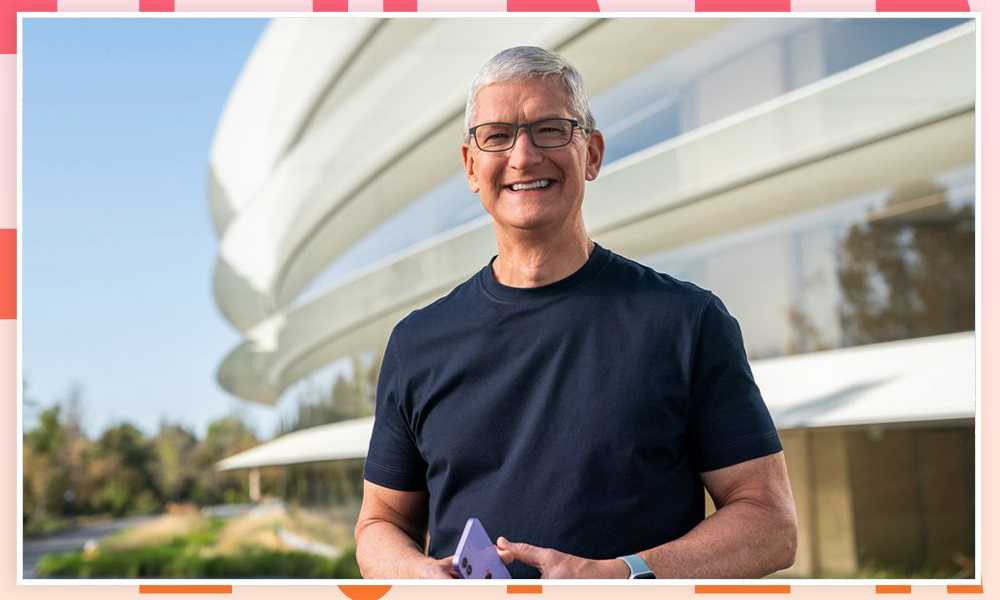 Apple CEO Tim Cook gets $750 million final payout