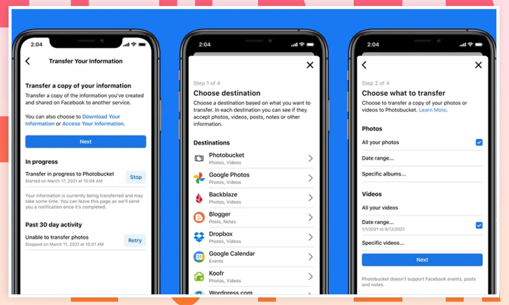 Facebook makes big move, links up with Google to provide users this service; here's how to do it