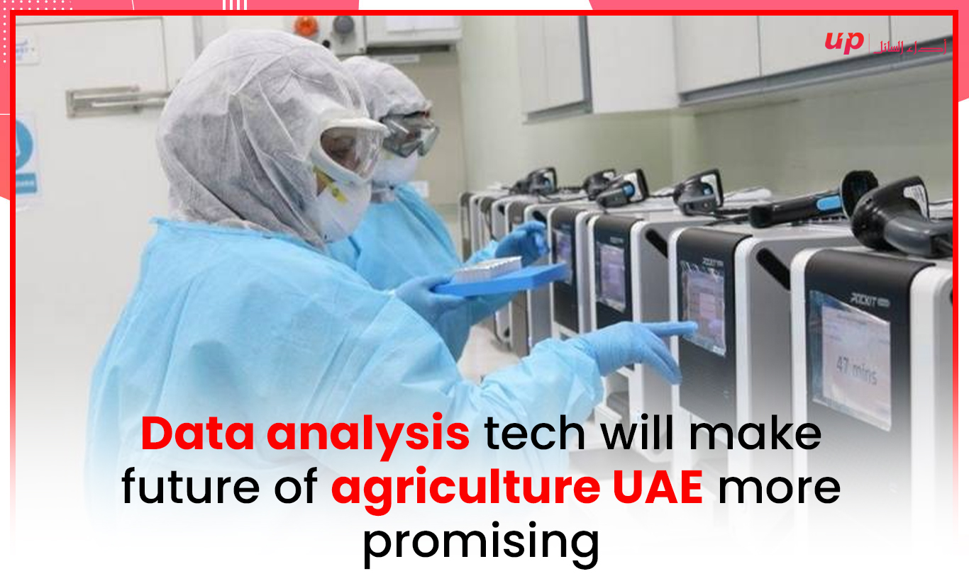 Data analysis tech will make future of agriculture UAE more promising