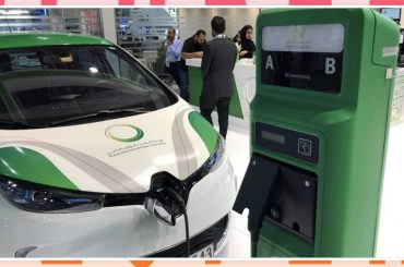 Russian EV charger manufacturer debuts in UAE