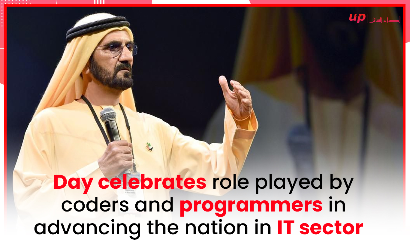 Day celebrates role played by coders and programmers in advancing the nation in IT sector in UAE
