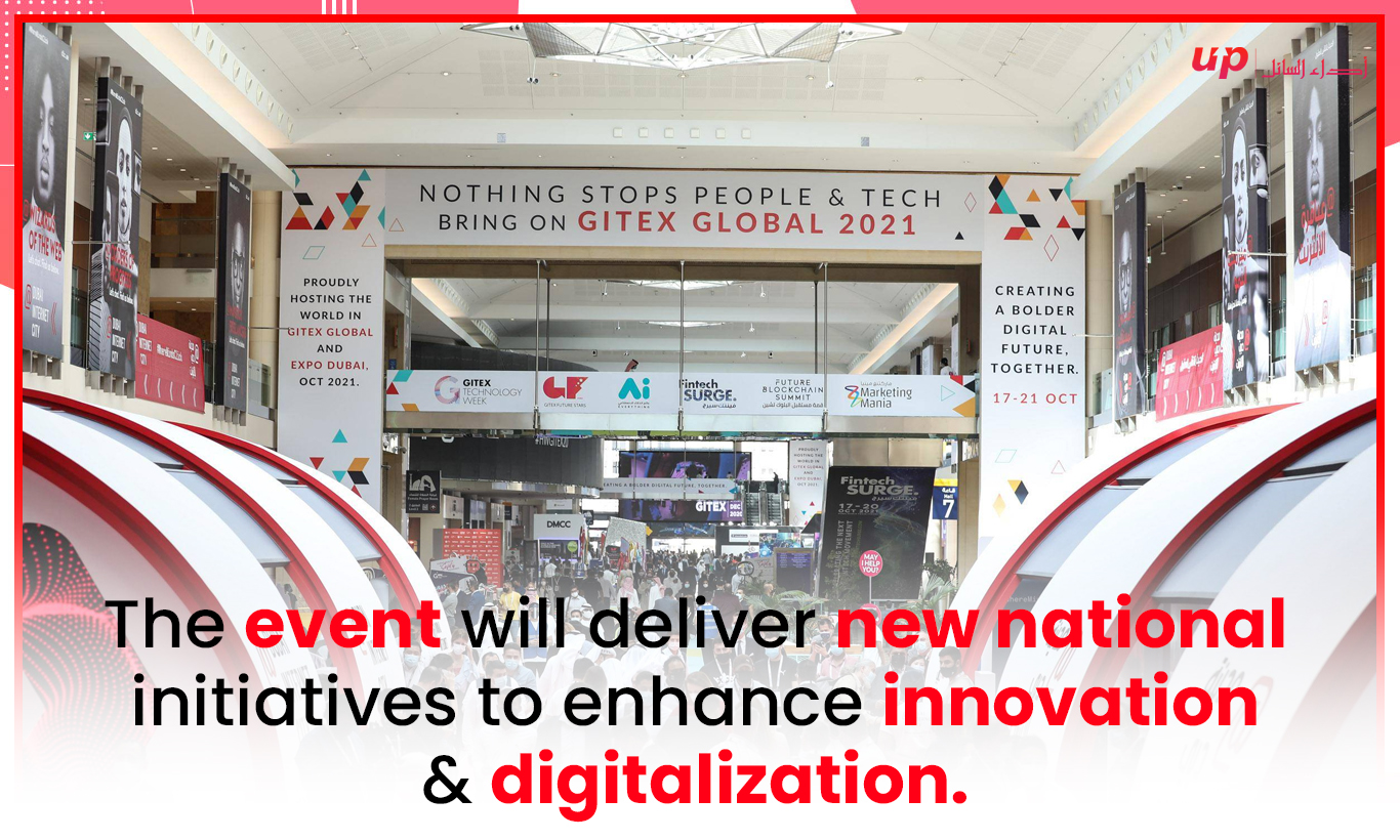 The event will deliver new national initiatives to enhance innovation & digitalization.