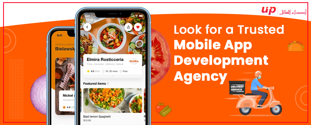 Look for a Trusted Mobile App Development Agency