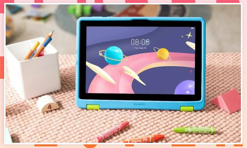 Huawei launches its first-ever innocuous tablet for kids